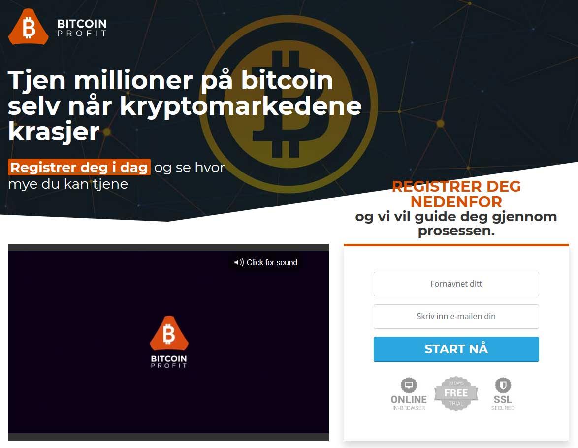 Bitcoin-Profit-Anmeldelse